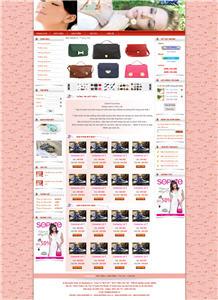 GIao diện website giá rẻ 01
