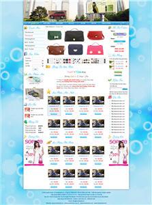 Giao diện website giá rẻ 11