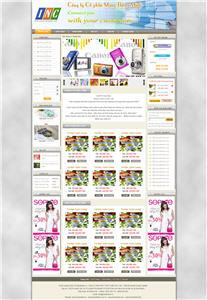 Giao diện web rẻ 17
