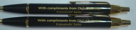 Khắc tên lên bút, khắc tên lên viết bằng khắc laser sắc nét chất lượng giá rẻ